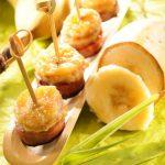 Apéritif rapide chorizo-banane