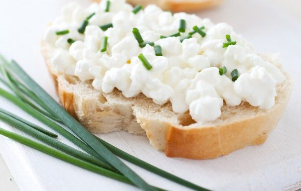 Tartines au fromage blanc (Belgique)