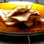 Chips de céleri