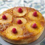 Gâteau à l'ananas facile
