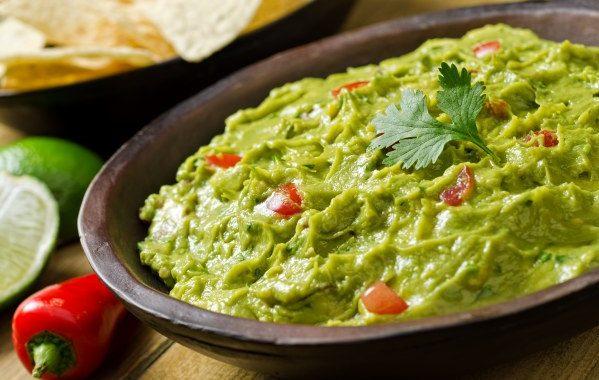 Guacamole aux épices mexicaines