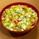 Salade de fruits frais extra et rafraîchissante