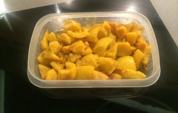 Fond d'artichaut confit au citron