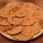 Pancakes salés au blé noir