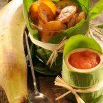 Dip de bananes plantains