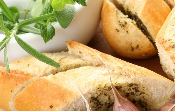 Baguette à l'italienne
