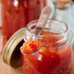 Pâte de tomates séchées