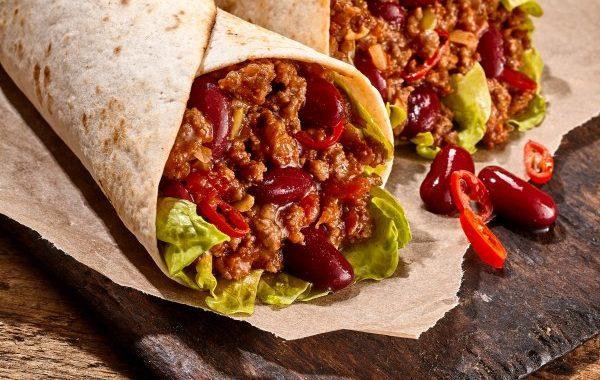 Tortillas à la mexicaine