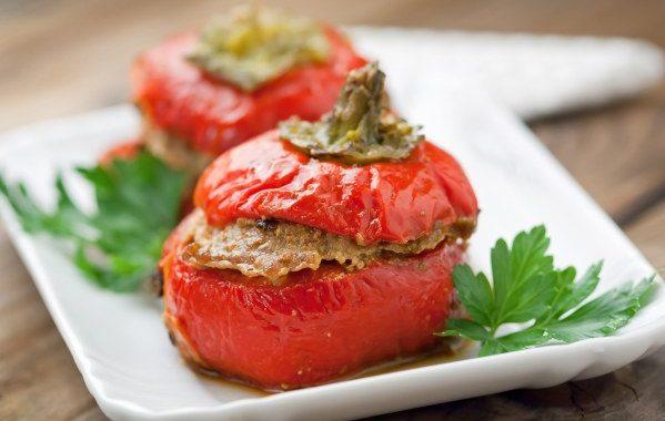 Tomates cerises farcies