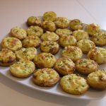 Tartelettes apéro au crabe