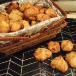 Cookies Fourme d'Ambert et noix