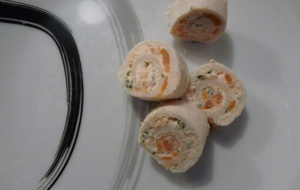 Spirales au saumon