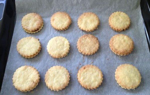 Biscuits au nutella style choco