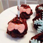 Préparation pour moule à cake pops