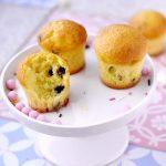 Muffins façon gâteau au yaourt