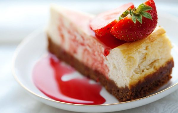 Cheesecake au fromage blanc 0%