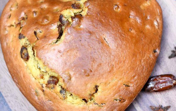 Cake aux dattes