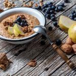 Porridge cacaoté