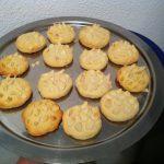 Biscuits marocain à l'amande
