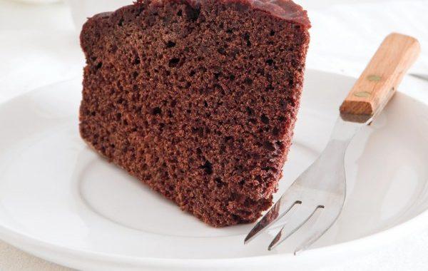 Gâteau au chocolat sans oeuf au micro-ondes
