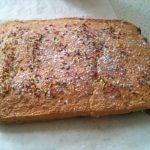 Gâteau génoise et sa mousse au chocolat