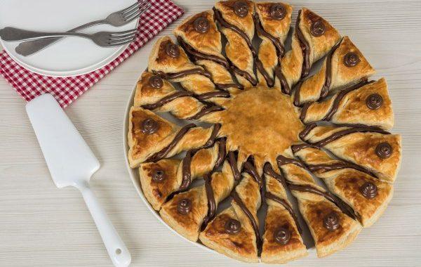 Tarte Soleil au Nutella®