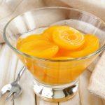 Abricots au sirop maison