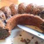 Gâteau moelleux aux myrtilles