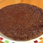 Pudding pain chocolat
