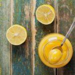 Crème facile au citron