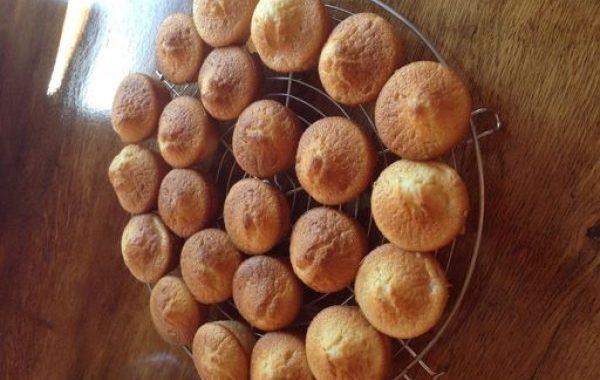 Muffins ananas au lait de coco