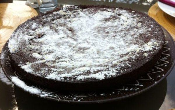 Le nouveau gâteau au chocolat (coco-llant)