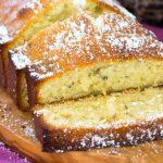 Gâteau au thé vert de miwa