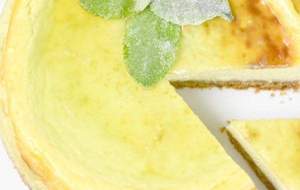 Mojito façon cheesecake