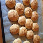 Biscuits croustillants à la vanille