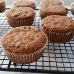 Muffins aux marrons