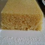Gâteau express à la vanille au micro-ondes
