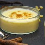 Crème dessert vanille et caramel