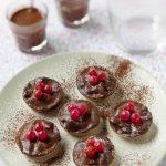 Mini-tartes au chocolat et aux spéculoos