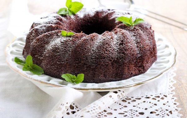 Gâteau moelleux chocolat-coco sans oeufs sans beurre