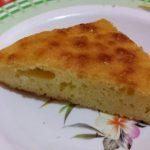 Gâteau éponge