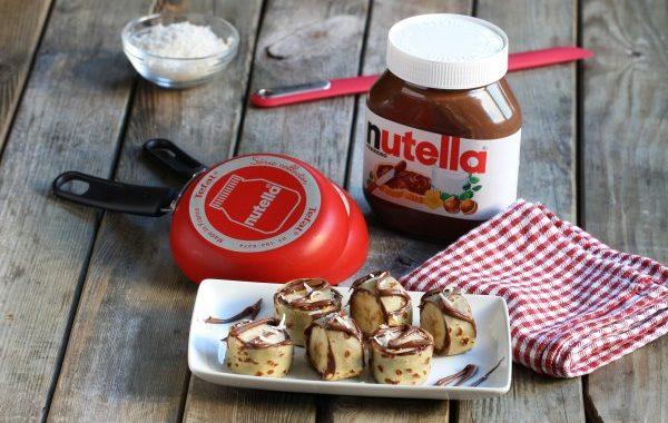 Maki banane Nutella®