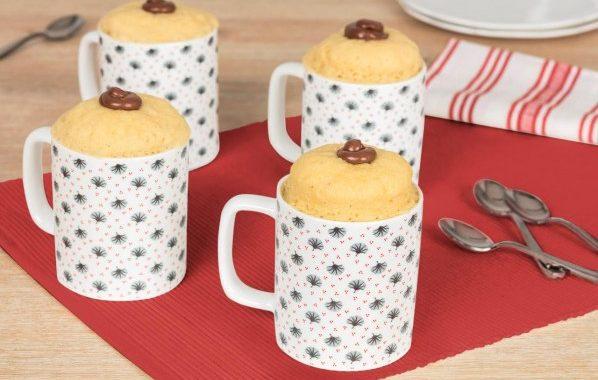 Mug cake au Nutella®