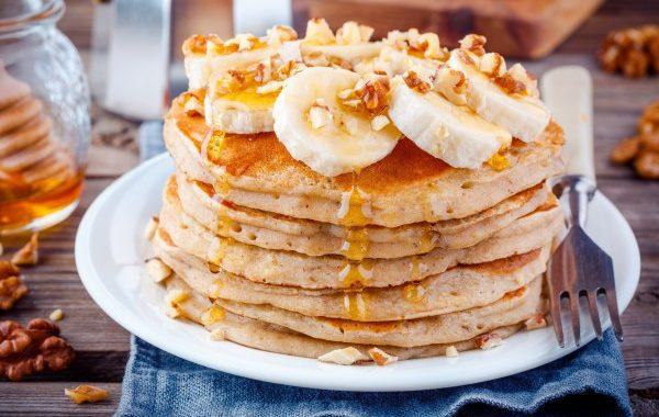 Pancakes rapides au micro-ondes
