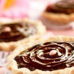 Tartelettes chocolat amandes