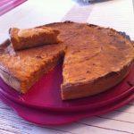 Gâteau de patates douces