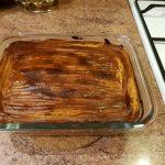 Gâteau de patate douce de ma maman