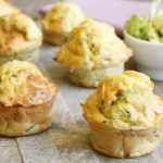 Muffins carottes courgette