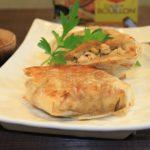 Pastilla de poulet, cannelle et miel