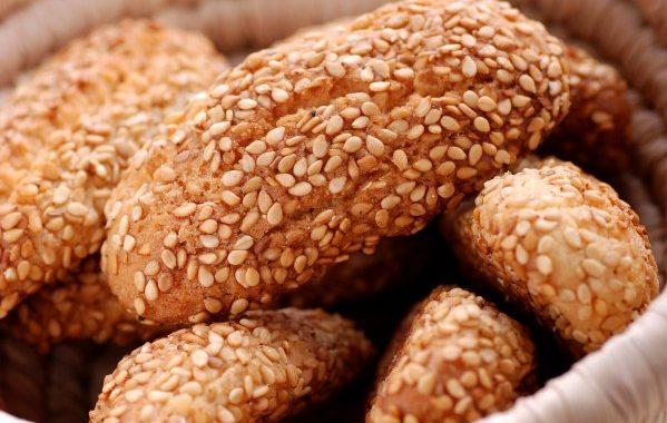 Biscuits au sésame (Chine)